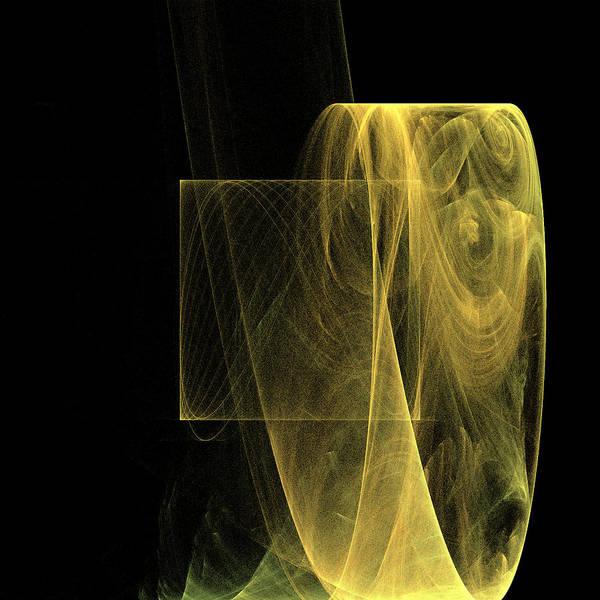Recursion Wall Art - Digital Art - Golden Ratio by Thomas Pendock