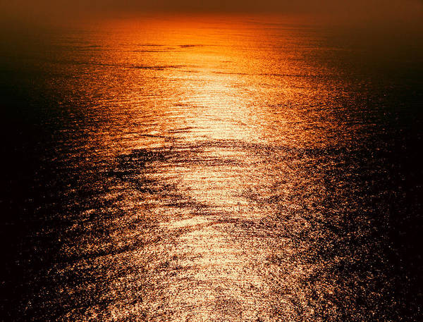 Photograph - Golden Sea In Alanya by Sun Travels