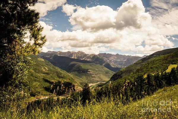 Photograph - Golden Valley  by Franz Zarda