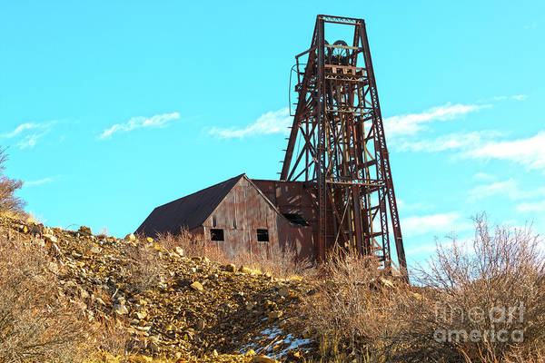 Photograph - Goldfield History by Steve Krull