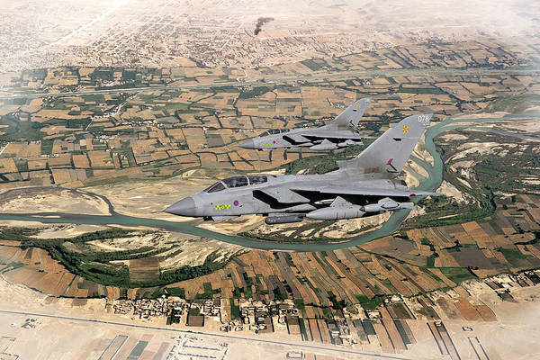 Tornado Digital Art - Goldstar Success  by J Biggadike