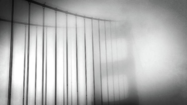 Photograph - Golen Gate Fog by Eric Wiles