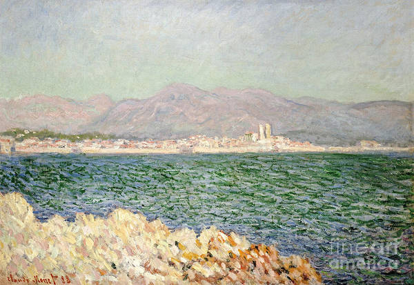 Painting - Golfe D'antibes by Celestial Images
