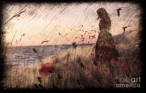 Digital Art - Gone by Chris Armytage