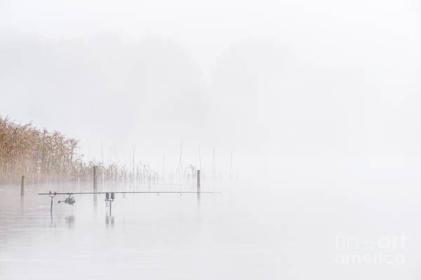 Angling Art Photograph - Gone Fishing II by Richard Thomas