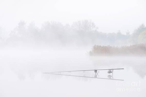 Angling Art Photograph - Gone Fishing by Richard Thomas