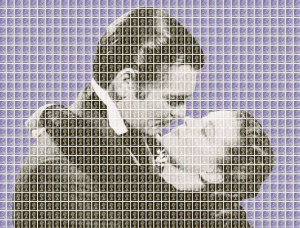 Us Civil War Digital Art - Gone With The Wind - Violet by Gary Hogben