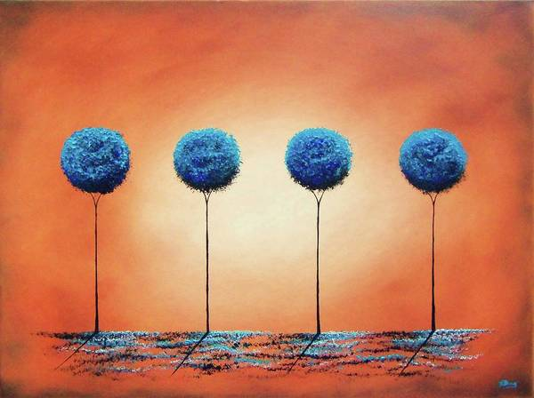 Wall Art - Painting - Good Company by Rachel Bingaman