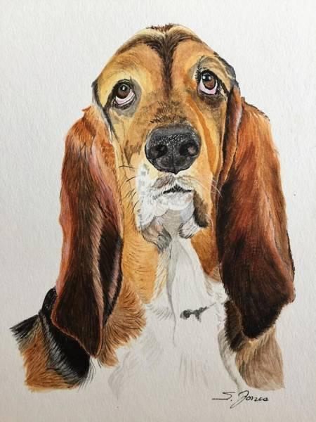 Painting - Good Grief by Sonja Jones
