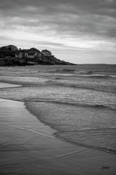 Photograph - Good Harbor Beach I Bw by David Gordon