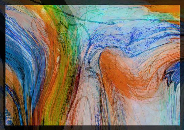 Digital Art - Good Is Coming 1 by Kate Word