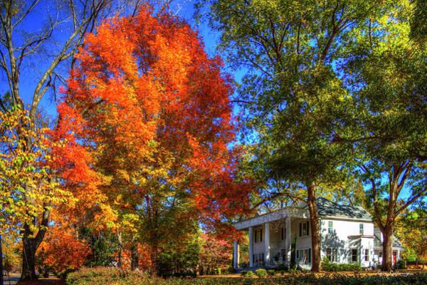 Photograph - Good Morning America Goodwin Manor Art by Reid Callaway