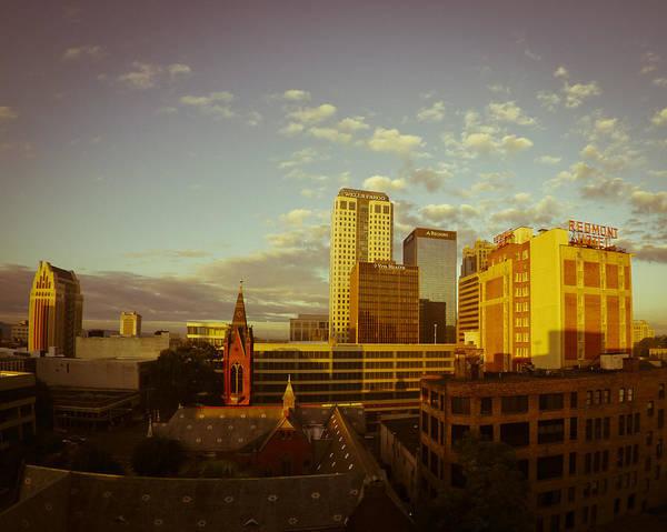 Photograph - Good Morning Birmingham by Just Birmingham