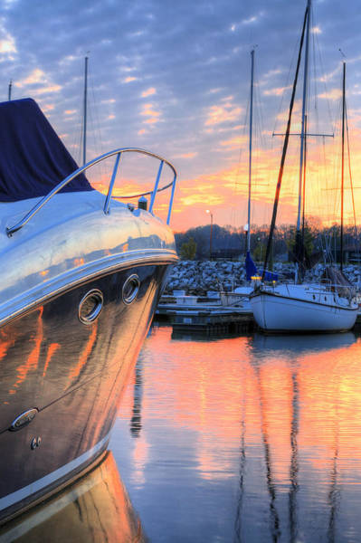 Powerboat Photograph - Good Morning by JC Findley
