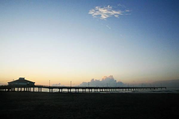 Photograph - Good Morning Coastal Pier by Marilyn Hunt