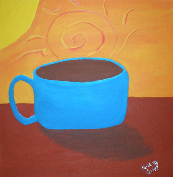 Painting - Good Morning Sunshine by Beth  Cornell