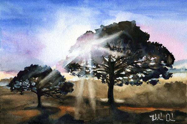 Painting - Good Morning Sunshine by Dora Hathazi Mendes