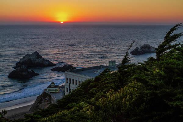 Photograph - Good Night San Francisco by Bonnie Follett