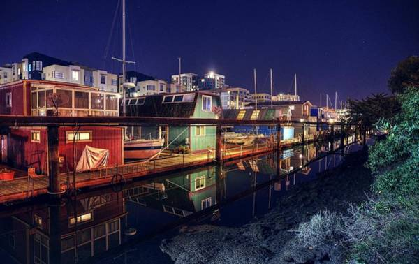 Photograph - Good Night San Francisco by Quality HDR Photography