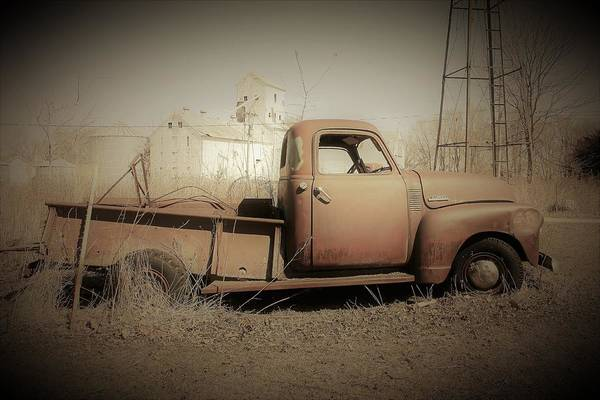 Wall Art - Photograph - Good Old Days Relic by Toni Grote