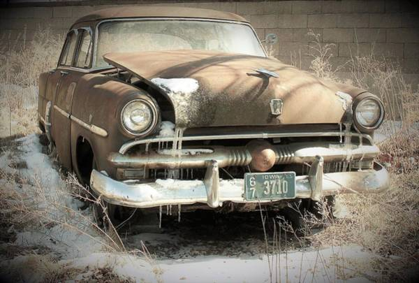 Wall Art - Photograph - Good Old Days by Toni Grote