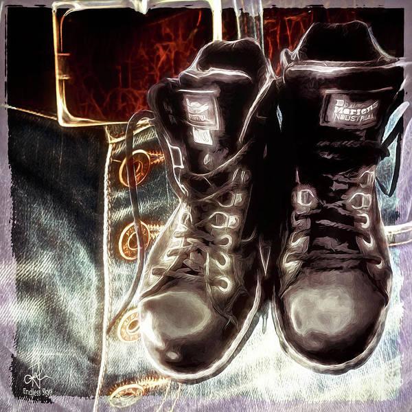 Digital Art - Good Old Docs by Pennie McCracken