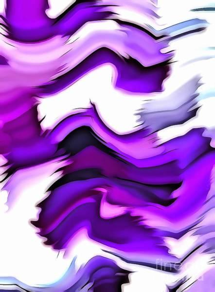 Wall Art - Digital Art - Good Vibrations by Krissy Katsimbras