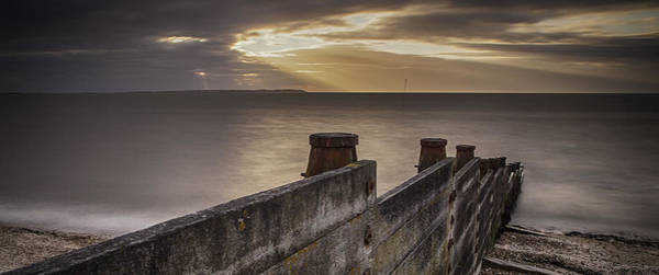 Wall Art - Photograph - Goodnight From Whitstable by Nigel Jones