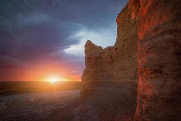 Photograph - Goodnight Kansas by Darren White