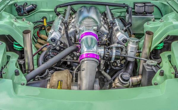 Photograph - Gooichi Motor by Keith Smith