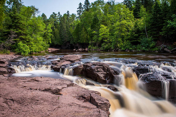 Wall Art - Photograph - Goose Berry River Rapids by Paul Freidlund