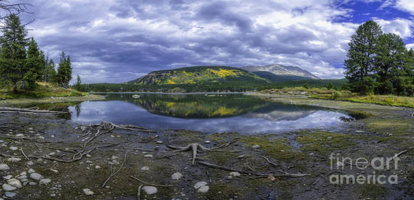 Photograph - Goose Pasture Tarn by Bitter Buffalo Photography