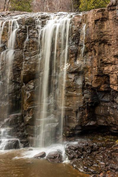 Wall Art - Photograph - Gooseberry Falls II by Paul Freidlund