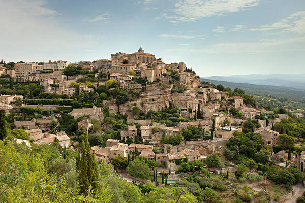 Photograph - Gordes by Aivar Mikko