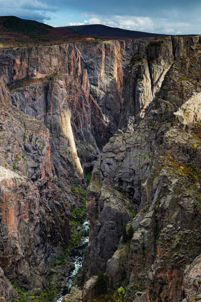 Wall Art - Photograph - Gorge And Gunnison by Joseph Smith