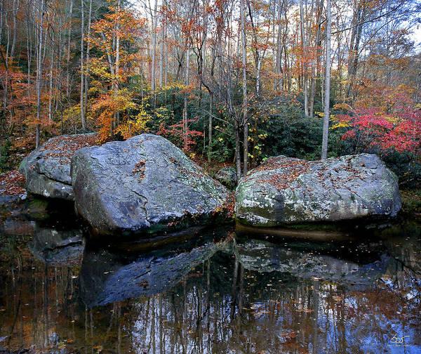 Photograph - Gorge Boulders by Sam Davis Johnson