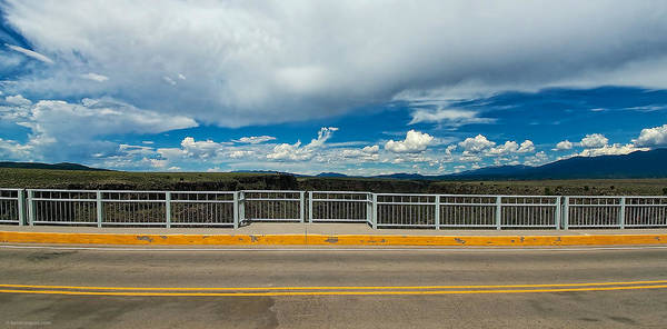 Photograph - Gorge Bridge North View by Britt Runyon