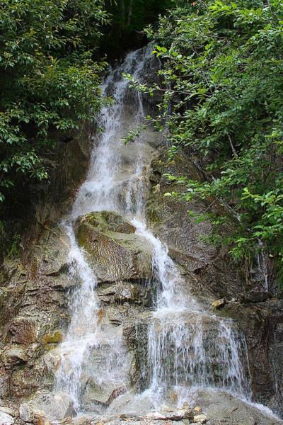 Photograph - Gorge Creek Falls - North Cascades National Park Wa by Christine Till