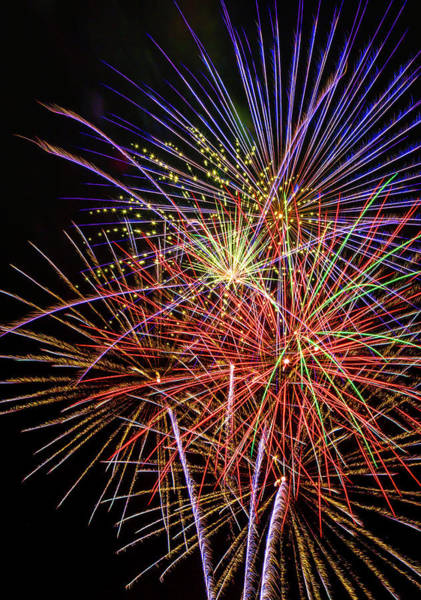 Fireworks Display Wall Art - Photograph - Gorgeous Fireworks by Garry Gay