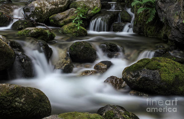 Photograph - Goritsa Waterfalls-rapids 2231 by Steve Somerville