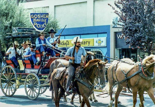 Photograph - Goshen Parade 1980-3 by Gene Parks