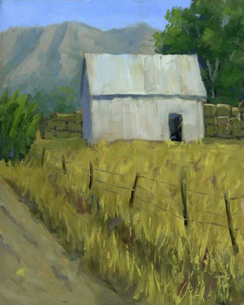 Painting - Goshen Ranch by David King