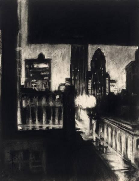 Painting - Gotham II by Robert Reeves