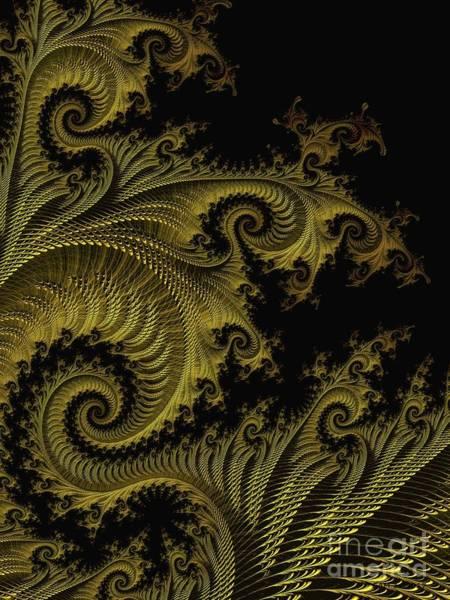 Gargoyle Digital Art - Gothic In The Fringe  by Elizabeth McTaggart