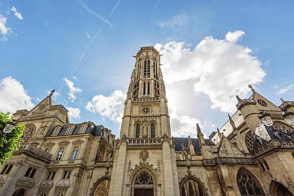 Wall Art - Photograph - Gothic - Paris Photography by Melanie Alexandra Price