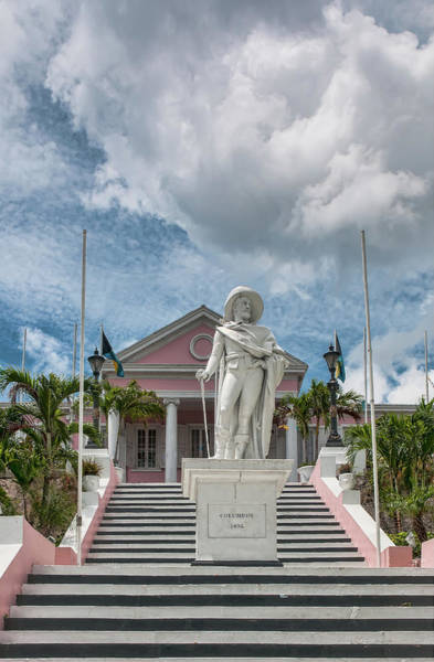 Photograph - Government House Nassau Bahamas by Gary Slawsky