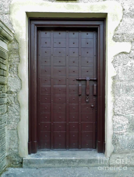 Flagler Photograph - Governors Door by D Hackett