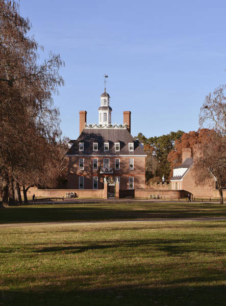 Photograph - Governor's Palace by Karen Harrison