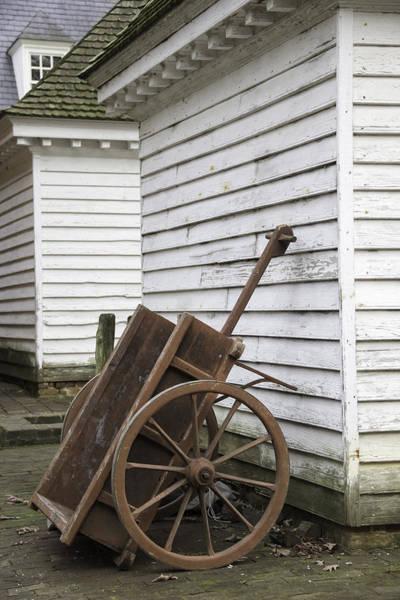 Royal Colony Photograph - Governors Wagon by Teresa Mucha
