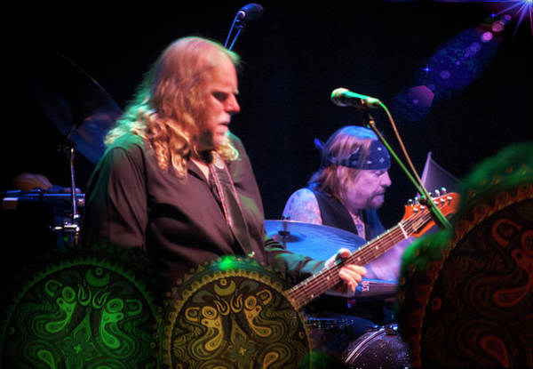 Allman Brothers Band Photograph - Gov't Mule - Haynes And Abts by Micah Offman